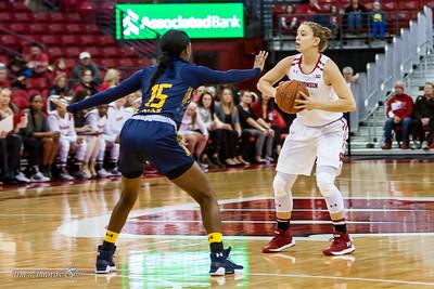 UW Sports - Women's Basketball - Dec 02, 2017