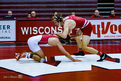 UW Sports - Badger Wrestling - Jan 26, 2018