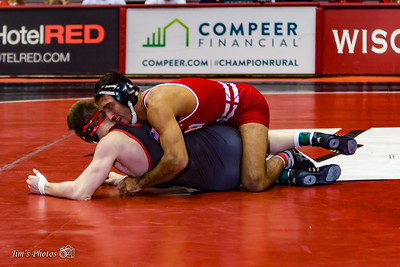 UW Sports - Badger Wrestling - Feb 09, 2018