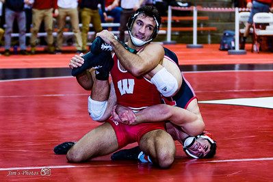 UW Sports - Badger Wrestling - Feb 16, 2018
