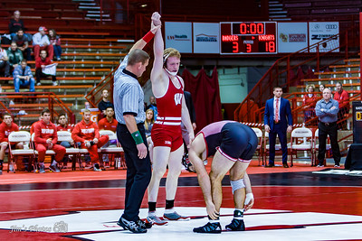 UW Sports - Badger Wrestling [d] Feb 16, 2018