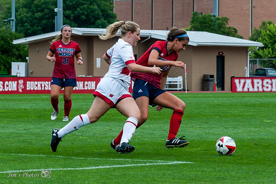 UW Sports - Women's Soccer - Aug 06, 2017