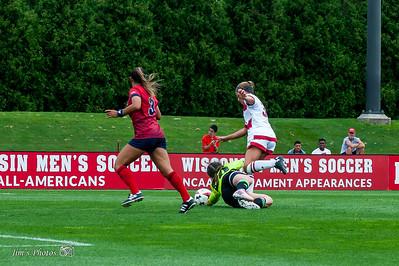 UW Sports - Women's Soccer [d] Aug 06, 2017