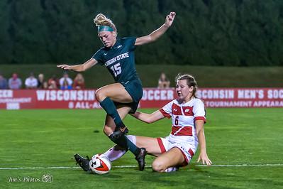UW Sports - Women's Soccer - Sept 21, 2017