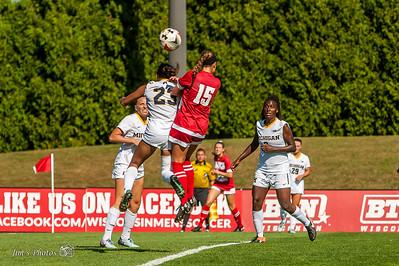 UW Sports - Women's Soccer - Sept 24, 2017