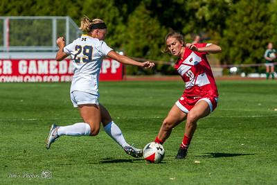 UW Sports - Women's Soccer [d] Sept 24, 2017