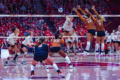 UW Sports - Volleyball - September 01, 2018