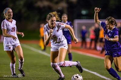 UW Sports - Women's Soccer - September 14, 2018