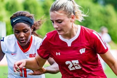 UW Sports - Women's Soccer - September 16, 2018