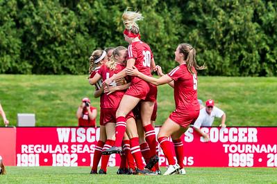 UW Sports - Women's Soccer [d] September 16, 2018