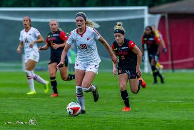 UW Sports - Women's Soccer [d] September 30, 2018