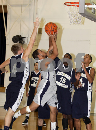 2011 Penn State DuBois Men's Basketball vs. Pitt Titusville