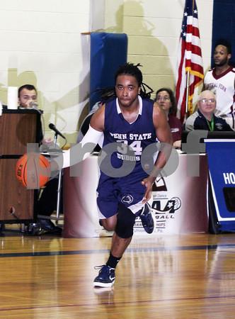 2012 USCAA Basketball Championships Penn State DuBois vs. Central Penn