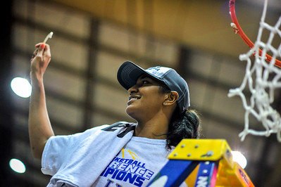 (pictures are not for sale) CAA Woman's Championship No.1 Delaware vs. No.3 Drexel