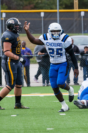 Chowan vs. Bowie State 10/12/13
