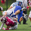 NCAA FOOTBALL 2014: Merchant Marine vs Springfield College