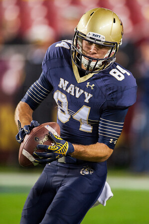 Notre Dame 49 @ Navy 39 - 11/1/14 phil (photos not for sale)