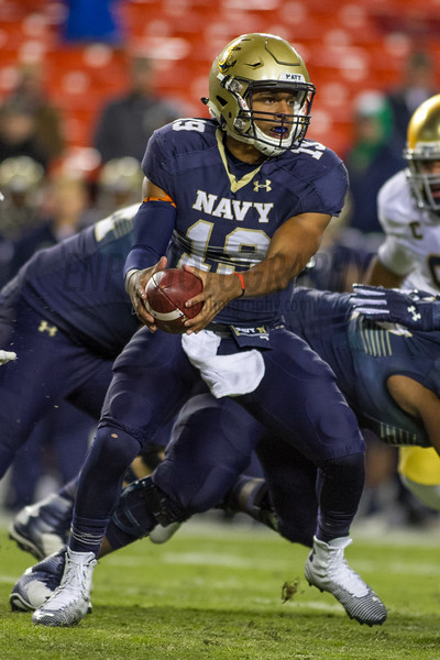 NCAA Football 2014: Notre Dame Fighting Irish vs. Navy Midshipmen