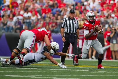 Ohio State vs Navy 8/30/14 - el (photos not for sale)