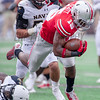 NCAA FOOTBALL: Ohio State vs. Navy Midshipmen