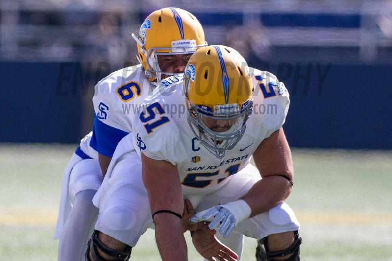NCAA FOOTBALL 2014: San Jose State Spartans vs Navy Midshipmen