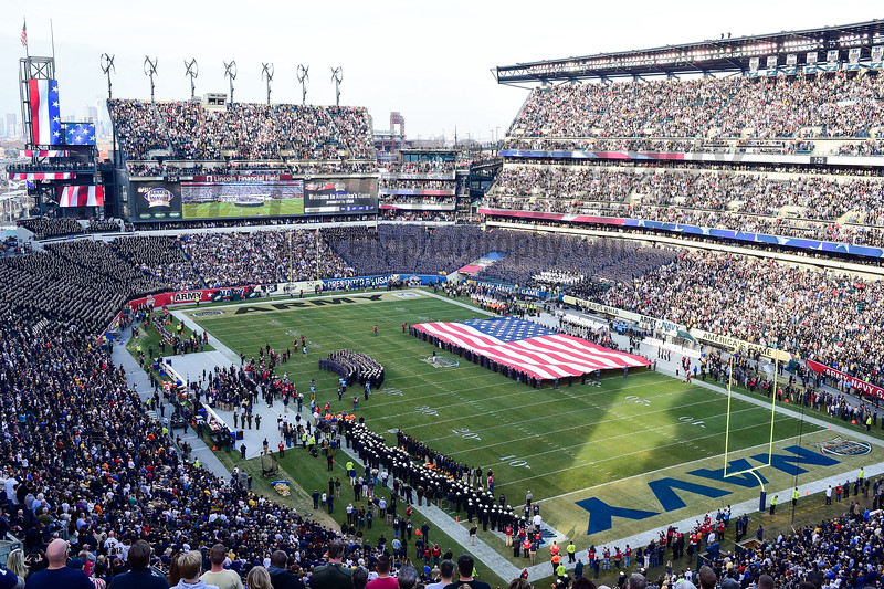 NCAA FOOTBALL DEC 12: Army vs. Navy
