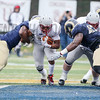NCAA FOOTBALL: NOV 28    IUP at Shepherd
