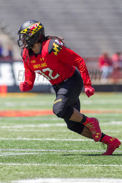 NCAA FOOTBALL: APR 11 Maryland Spring Game