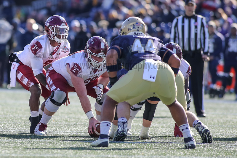 NCAA FOOTBALL:  2016 American Athletic Conference Championship