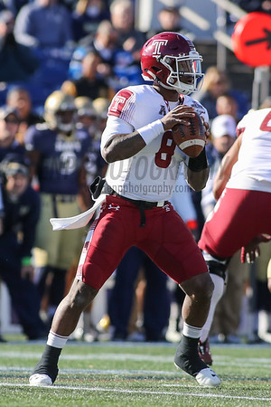 AAC Championship Game:  Temple vs Navy (12-3-16)
