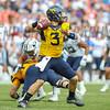 NCAA FOOTBALL: BYU vs West Virginia