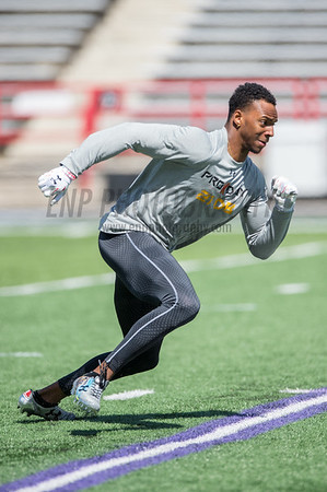 Maryland Pro Day 3/30/16 (Phil)