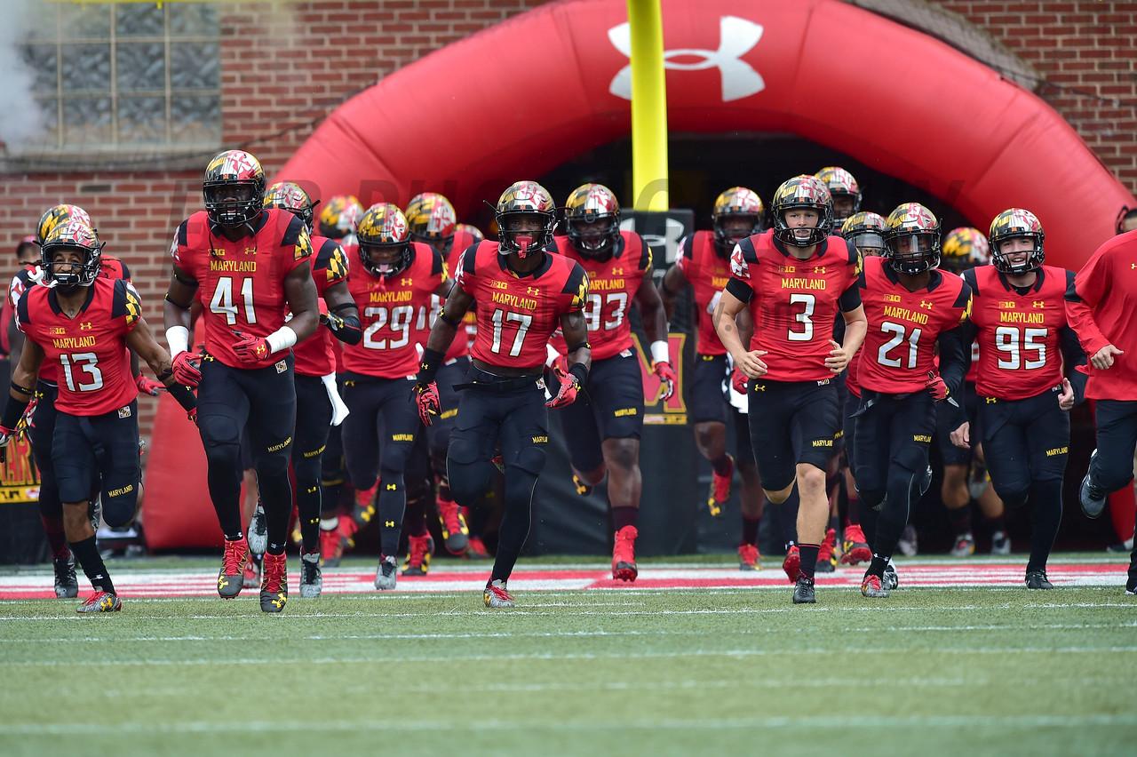 NCAA FOOTBALL: Purdue vs. Maryland