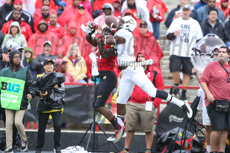 NCAA FOOTBALL: Purdue at Maryland