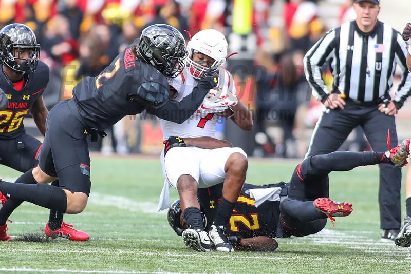 NCAA FOOTBALL: Rutgers at Maryland