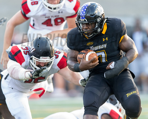 NCAA FOOTBALL SEPT 10: Saint Francis at Towson