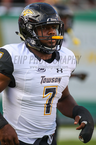 NCAA FOOTBALL: Towson at USF
