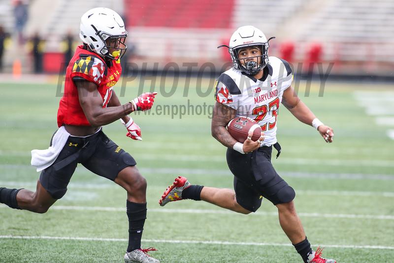 NCAA FOOTBALL: Maryland Spring Game