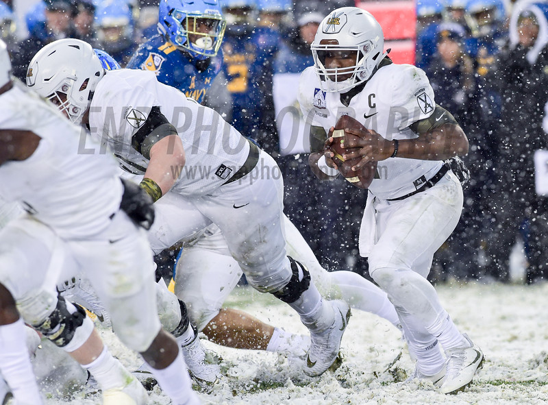 NCAA FOOTBALL: Army vs. Navy