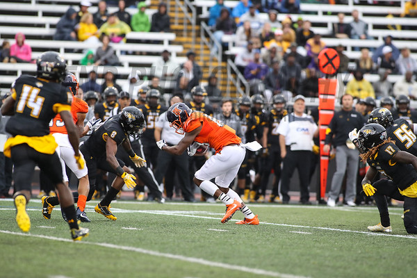 NCAA FOOTBALL: Morgan State at Towson