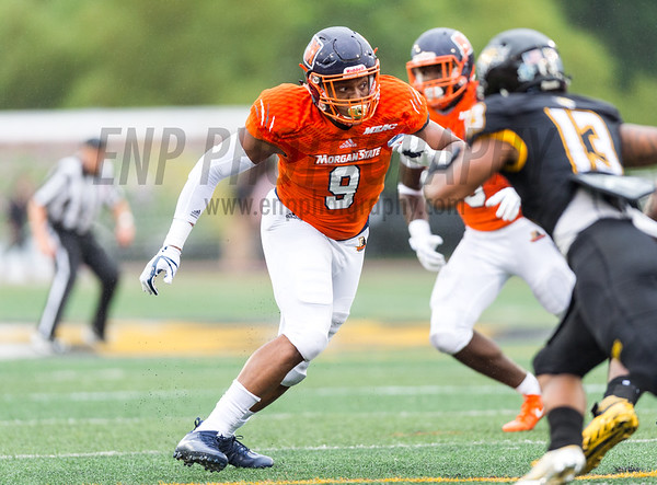 NCAA FOOTBALL SEPT 2: Morgan State vs. Towson