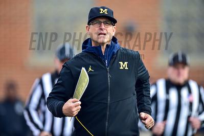 Michigan at Maryland 11/11/17