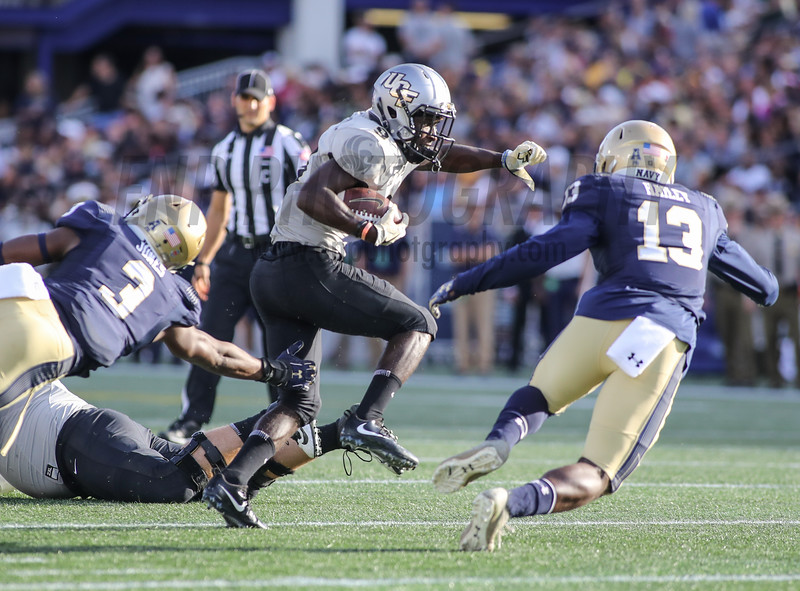 NCAA FOOTBALL: UCF at Navy