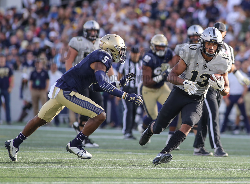 NCAA FOOTBALL: UCF at Navy