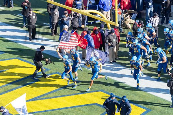 NCAA FOOTBALL: Virginia vs. Navy