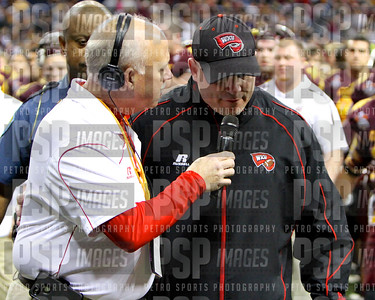 During the 2012 Little Caesars Pizza Bowl, December 26, 2012, Ford Field, Detroit Michigan, Photos by Joe Petro - PSP Images LLC.