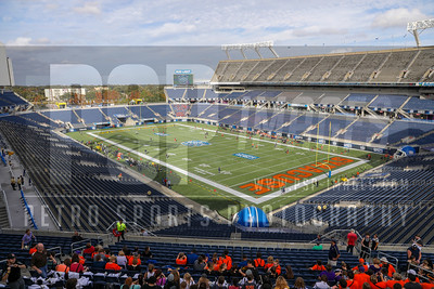 COLLEGE FOOTBALL: DEC 28 Camping World Bowl - West Virginia v Syracuse
