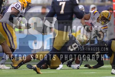 COLLEGE FOOTBALL: JAN 01 Citrus Bowl - Notre Dame v LSU
