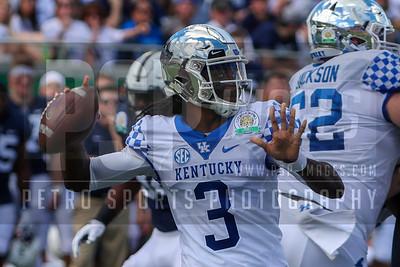 COLLEGE FOOTBALL: JAN 01 Citrus Bowl - Kentucky v Penn State