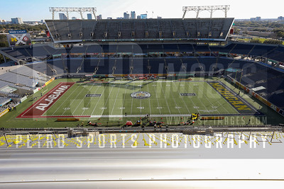 COLLEGE FOOTBALL: JAN 01 Citrus Bowl - Michigan v Alabama